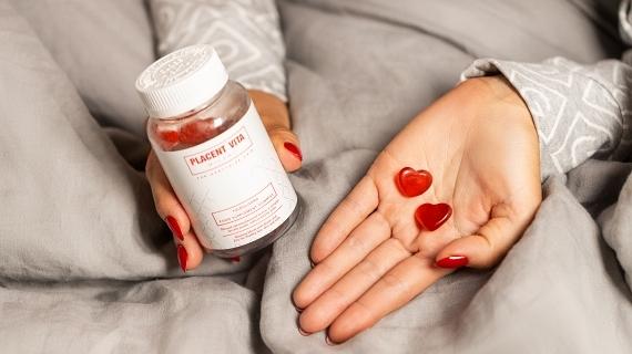 Placent Activ Milano närimisvitamiinid