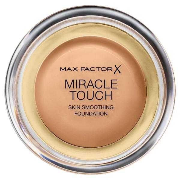 Max Factor Miracle Touch Foundation jumestuskreem 80
