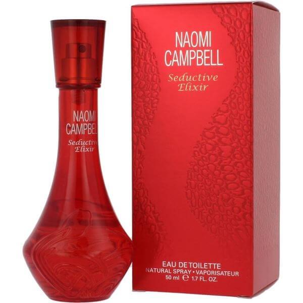 Naomi Campell Seductive Elixir EDT 50ml