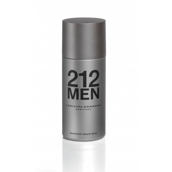 Carolina Herrera 212 men deodorant 150 ml