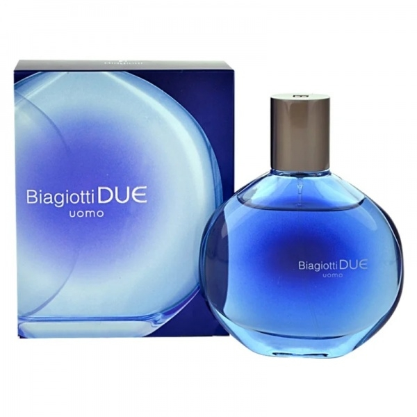 Laura Biagiotti Due Uomo Aftershave Lotion 50 ml