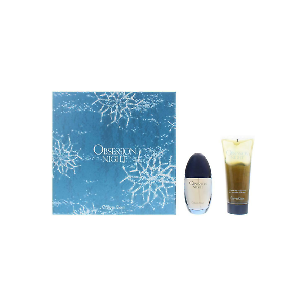 Calvin Klein Osession Night Eau de Parfum 50ml + sädelev dušigeel