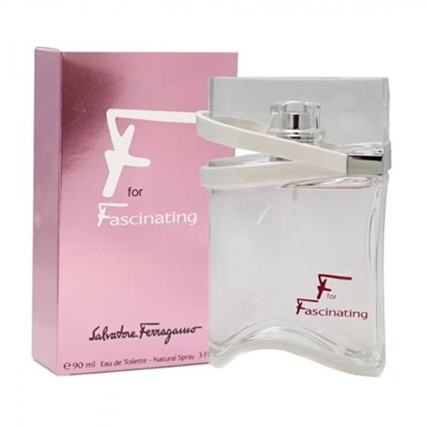 Salvatore Ferragamo F For Facinating Eau de Toilette 90ml