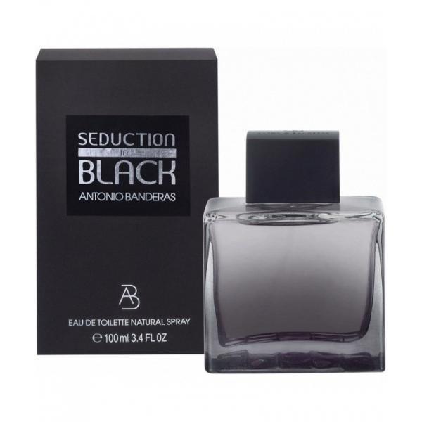 Antonio Banderas Seduction in Black Eau de Toilette 100 ml
