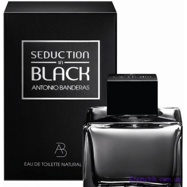 Antonio Banderas Seduction in Black 50 ml tualettvesi