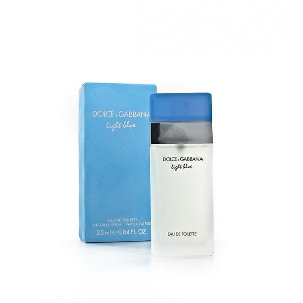 Dolce & Gabbana Light Blue tualettvesi 25 ml