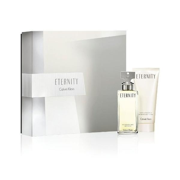 Calvin Klein Eau de Parfum 100 ml +ihupiim 100ml