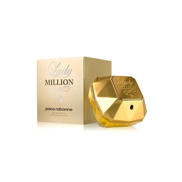 P.RABANNE LADY MILLION EDT 80 ML