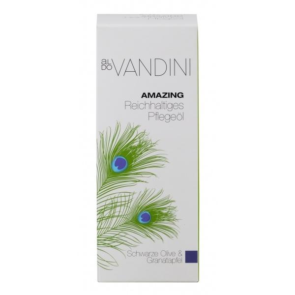 Aldo Vandini Amazing toitev kehaõli must oliiv-granaatõun 433065