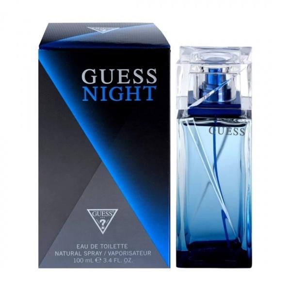 Guess Night Man Eau de Toilette 100ml
