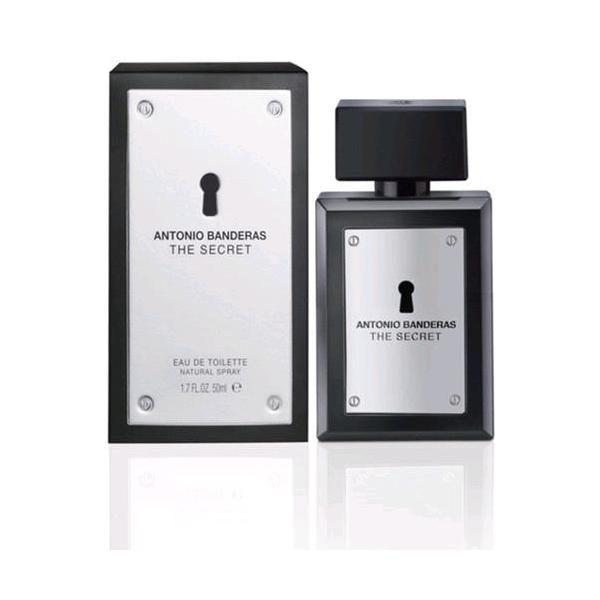 Antonio Banderas Secret Eau de Toiltette 50 ml