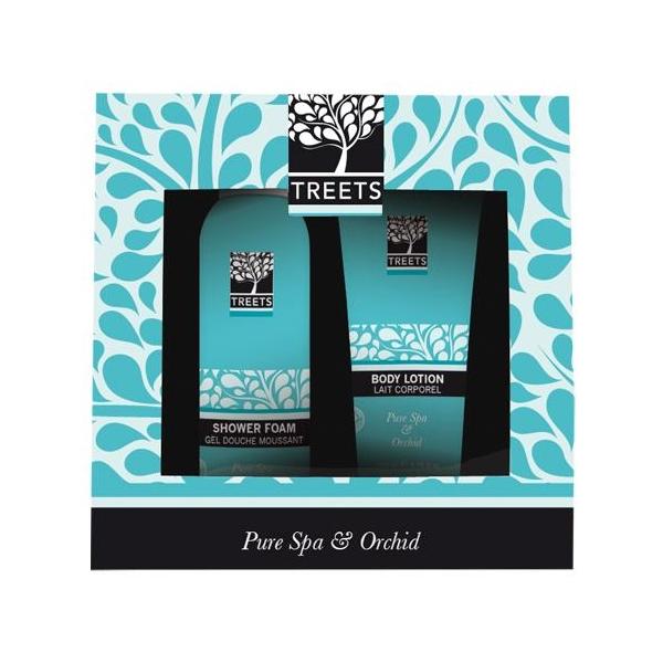 Treets Pure Spa&Orchid komplekt 7000033
