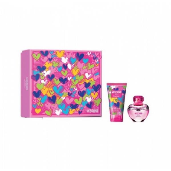 Moschino Pink Bouquet Edt 30ml+ihupiim 50ml