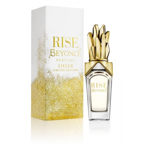 Beyonce Rise Sheer Eau de Parfum 30 ml
