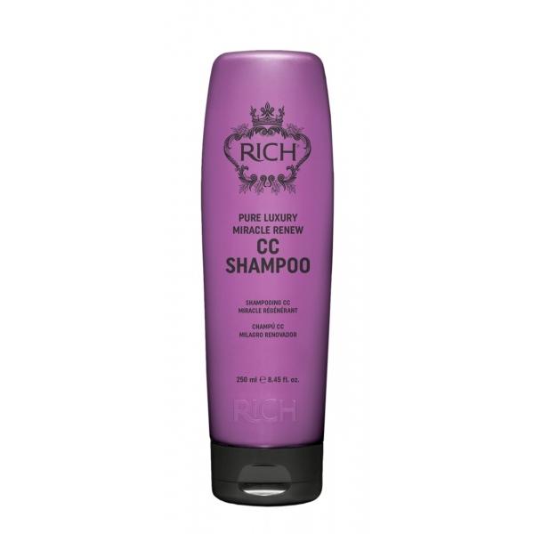 Rich Pure Luxury Miracle Renew CC Shampoo taastav šampoon