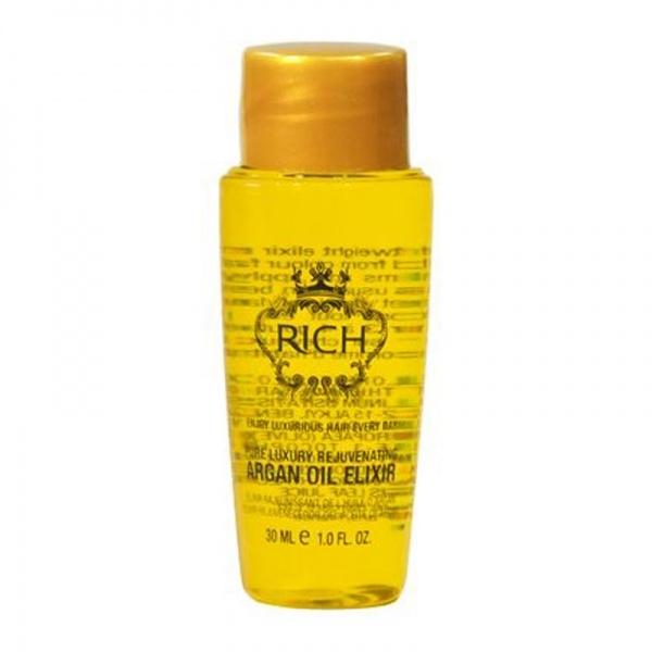 Rich Pure Luxury Rejuvenating Argan Oil Elixir 30ml