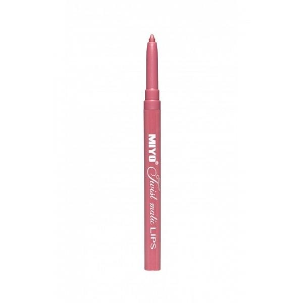 """Miyo Twist Matic huulepliiats 09 """"hot pink"""""""