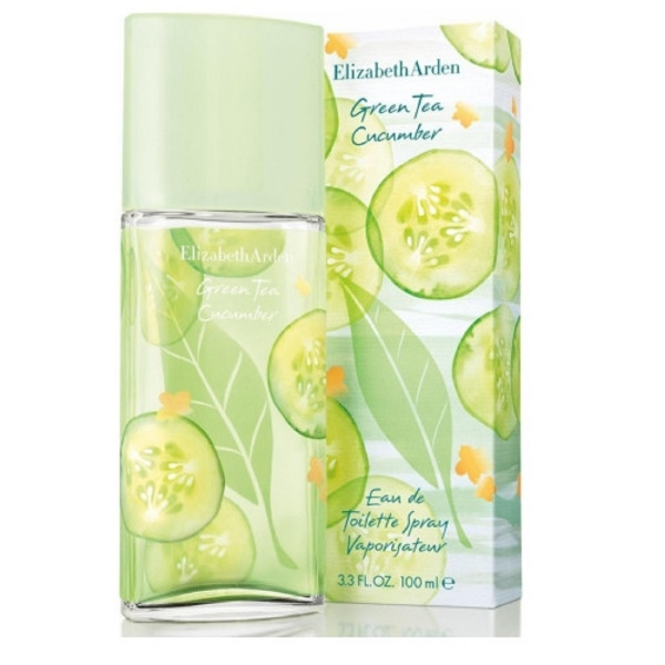 Elizabeth Arden Green Tea Cucumber Eau de Toilette 100 ml