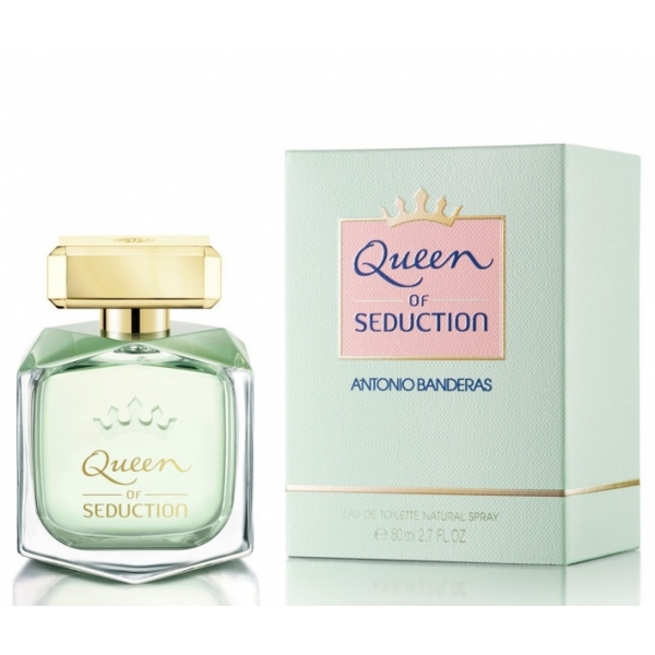 Antonio Banderas Queen of Seduction Eau de Toilette 80 ml
