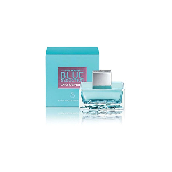 Antonio Banderas Blue Seduction for Women Eau de Toilette 50 ml