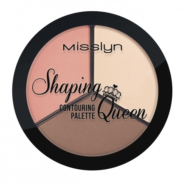 Misslyn kontuurimispalett Shaping Queen