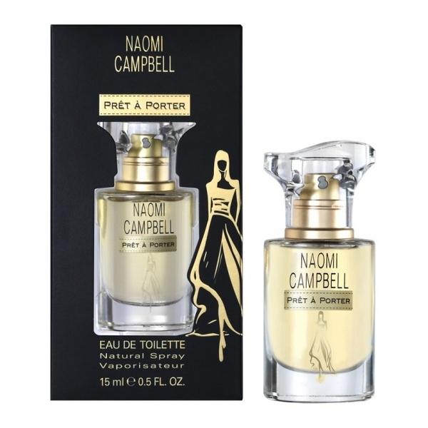 Naomi Campbell Prêt à Porter Eau de Toilette 15 ml