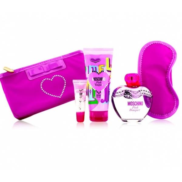 Moschino Pink Bouquet komplekt