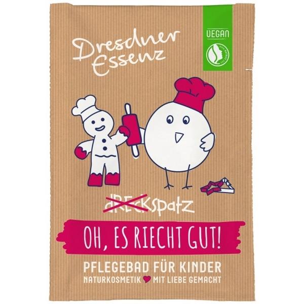 """Dresdner Essenz laste vannisool """"lõhnab nii hästi"""""""