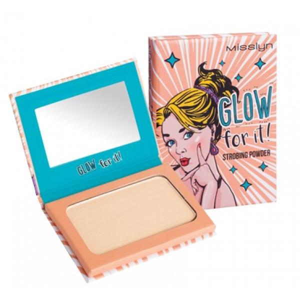 "Misslyn Glow For It särapuuder 2 ""glow for it"""
