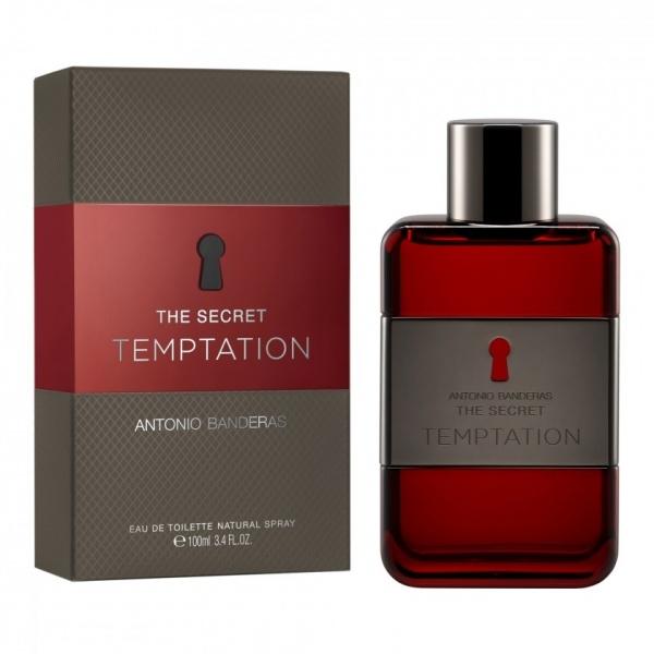 Antonio Banderas The Secret Temptation EDT 100ml