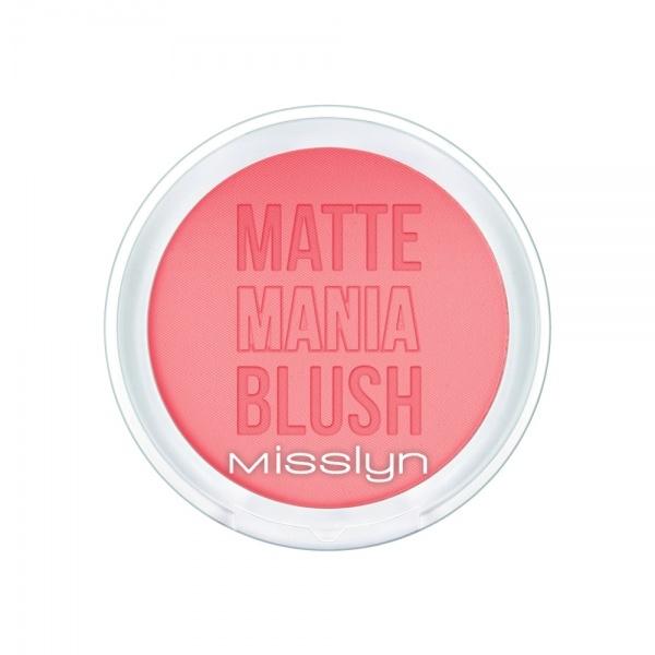 Misslyn Matte Mania põsepuna 41, 49841