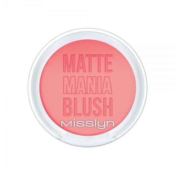 Misslyn Matte Mania põsepuna 63