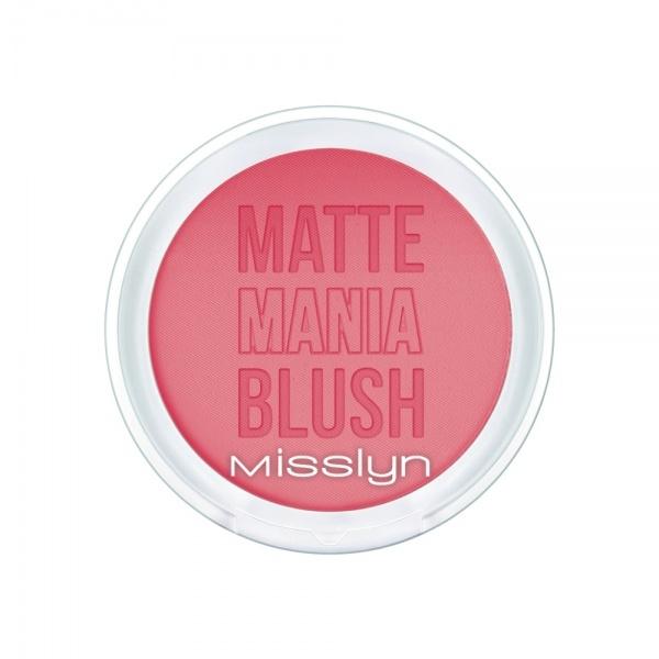 Misslyn Matte Mania põsepuna 74