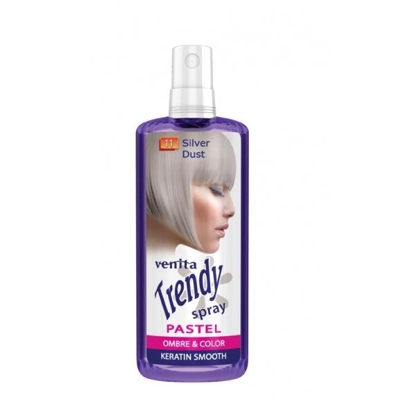 Venita Trendy Spray tooniv sprei 11 silver dust