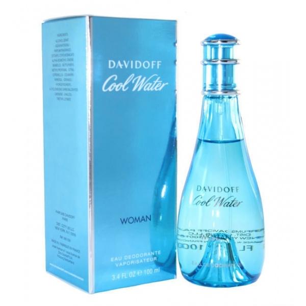 Davidoff Cool Water Deodorant 100 ml