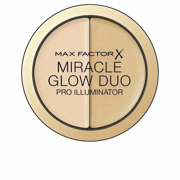 Max Factor Miracle Glow Duo Pro Illuminator 10 light