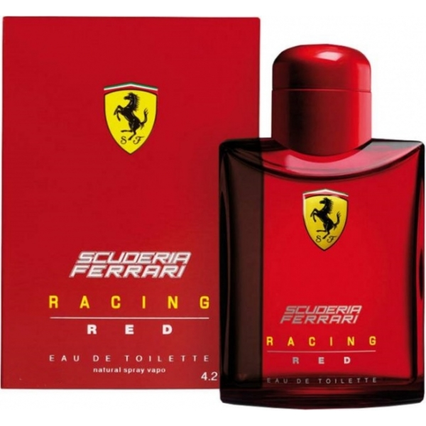 Ferrari Scuderia Red Eau de Toilette 75ml