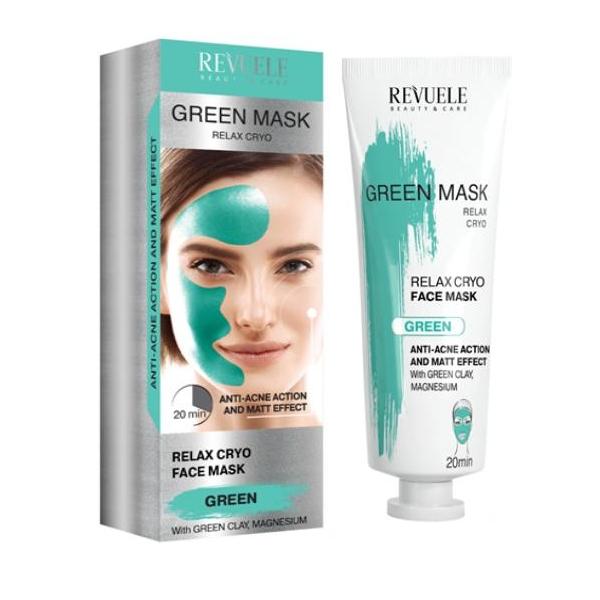 Revuele Green Mask matistav näomask probleemsele nahale 904285