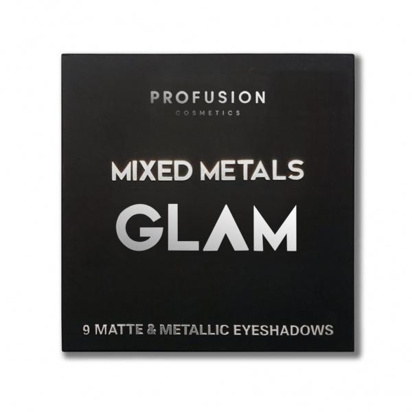 Profusion Mixed Metals Glam meigipalett 6856-2B