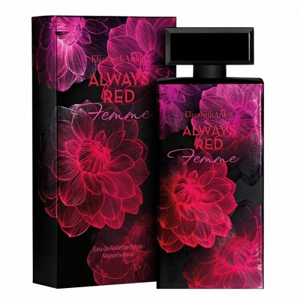 Elizabeth Arden Always Red Femme Eau de Toilette 50 ml