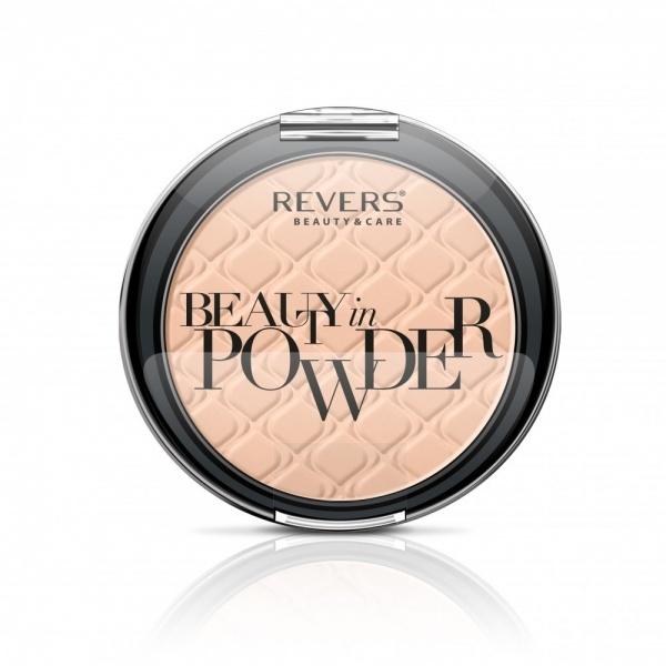 Revers Beauty in Powder Glamour kompaktpuuder 03