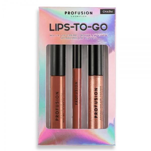 Profusion Lips-to-Go Charm huulevärvid 7205