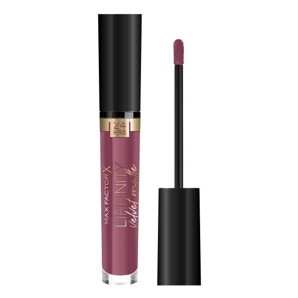 Max Factor Lipfinity Velvet Matte Lipstick huulepulk 005 Matte Merlot
