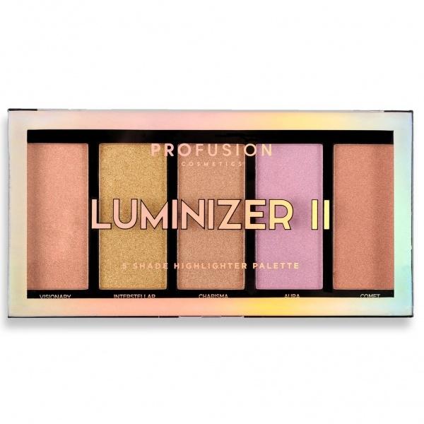 Profusion Luminizer II särapalett 1802B