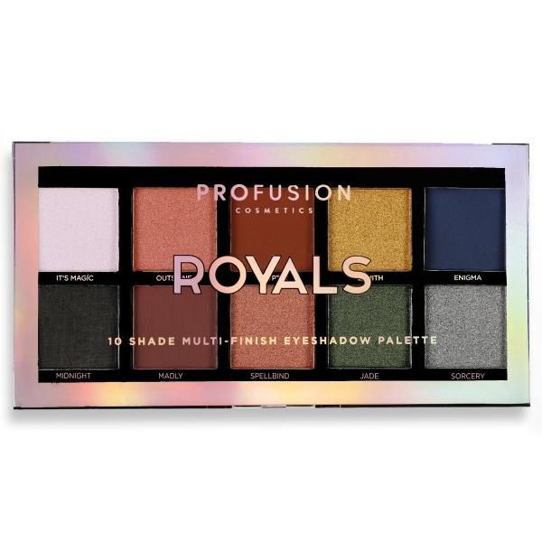 Profusion Royals lauvärvipalett 1800D