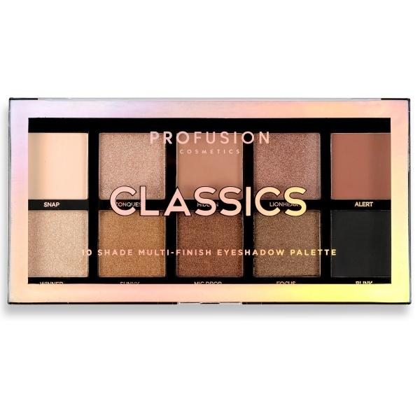Profusion Classics lauvärvipalett 1800C