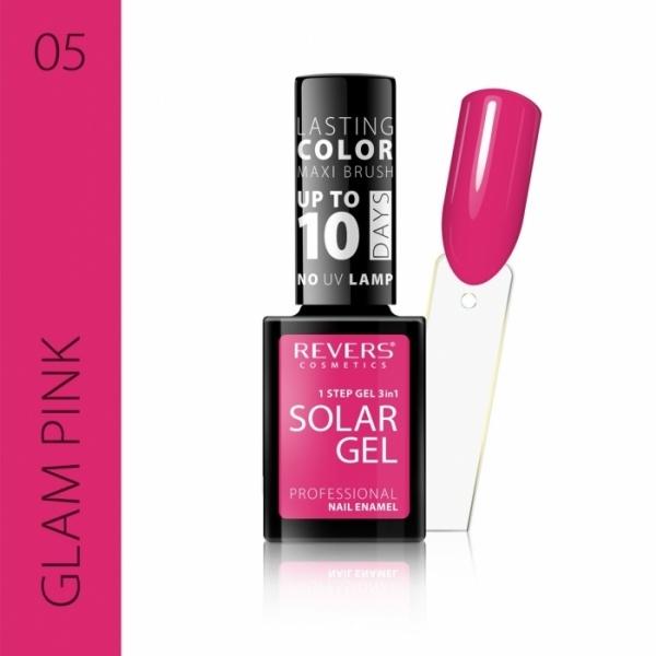 Revers Solar Gel küünelakk 05