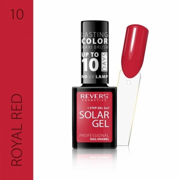 Revers Solar Gel küünelakk 10