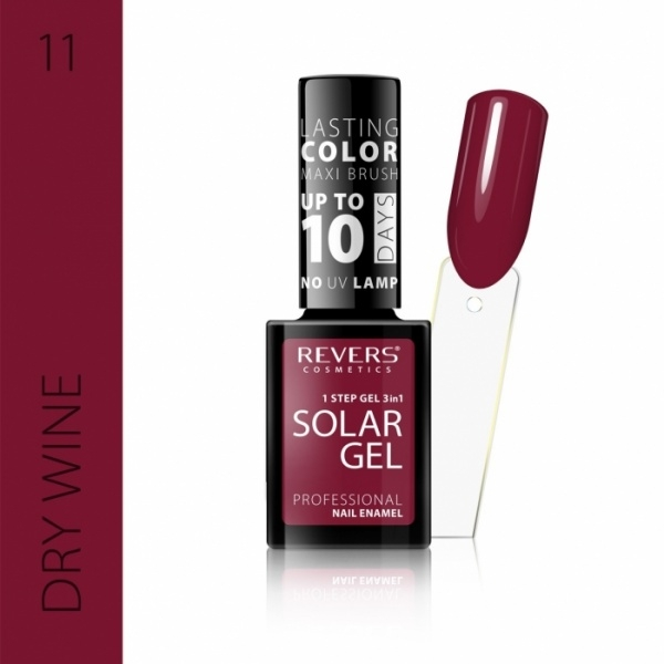 Revers Solar Gel küünelakk 11