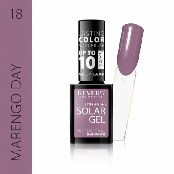 Revers Solar Gel küünelakk 18